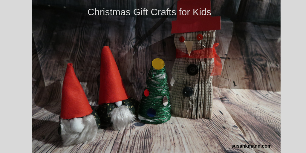 Christmas Gift Crafts for Kids Blog