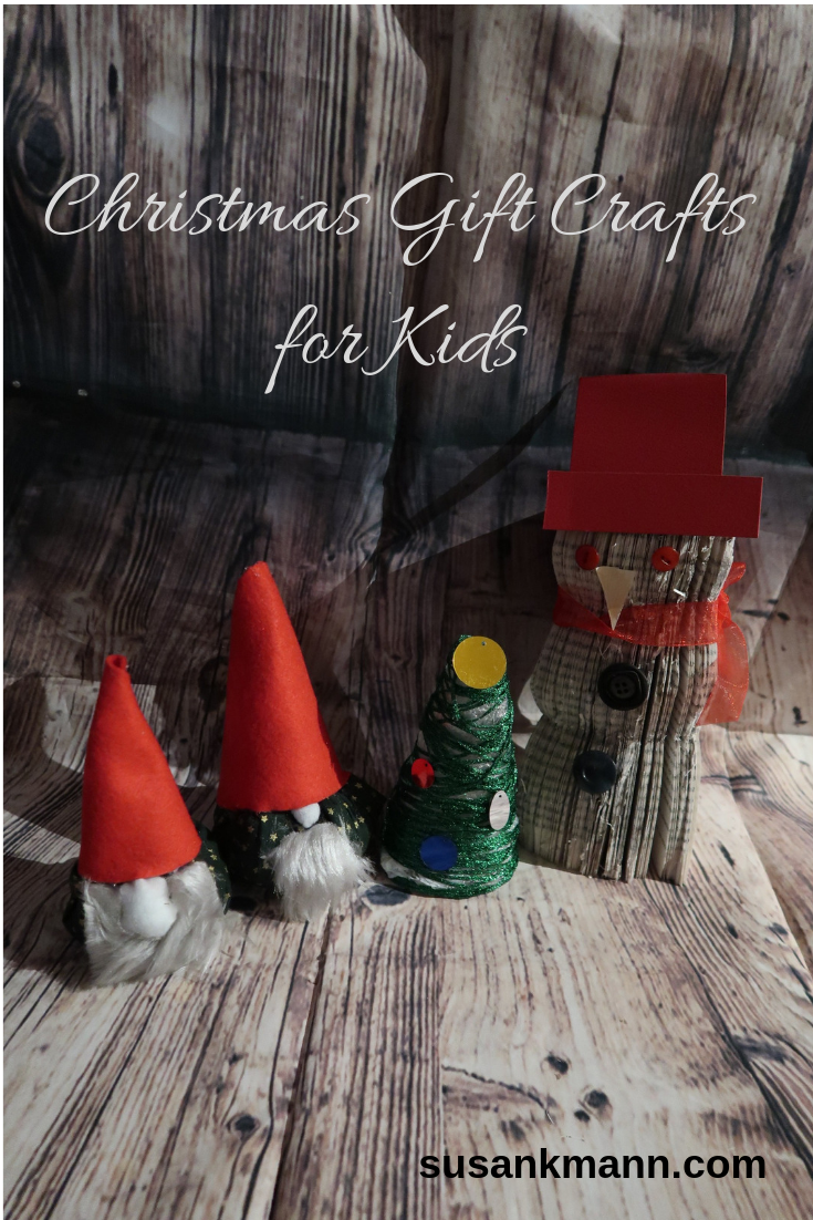 Christmas Gift Crafts for Kids