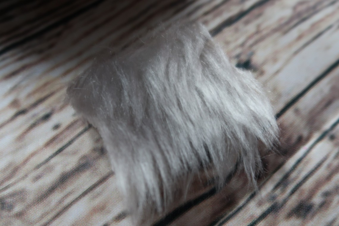 Cut fur fabric