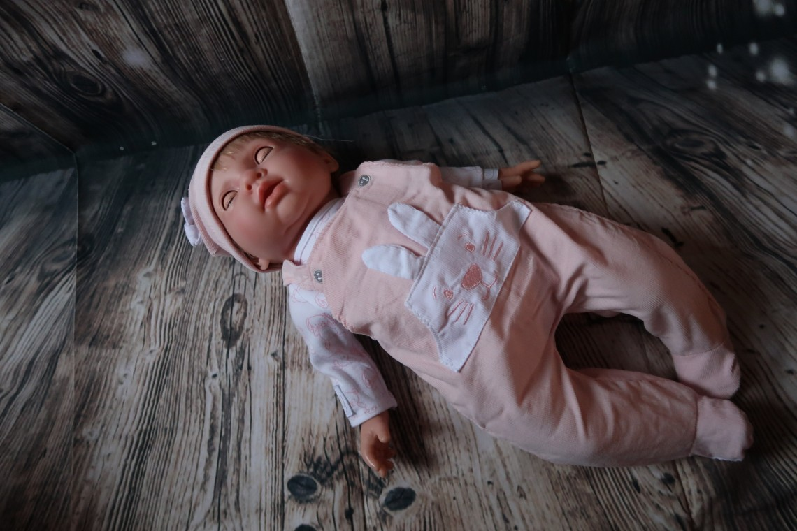 Tiny Treasures Doll Sleeping
