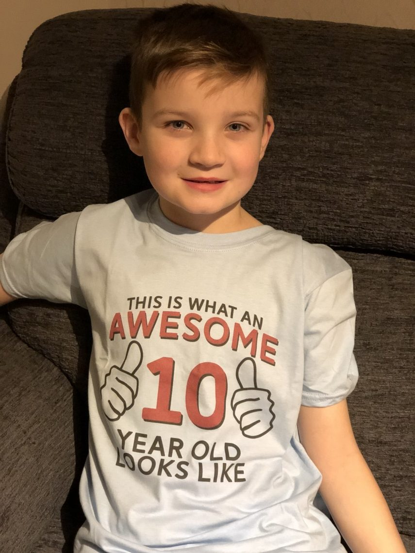 Awesome 10 Year Old