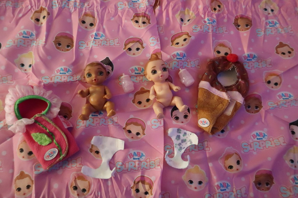 Baby Born Surprise Dolls