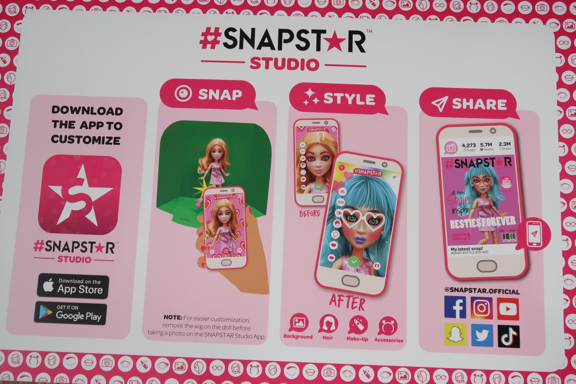 Snapstar Dolls – Review