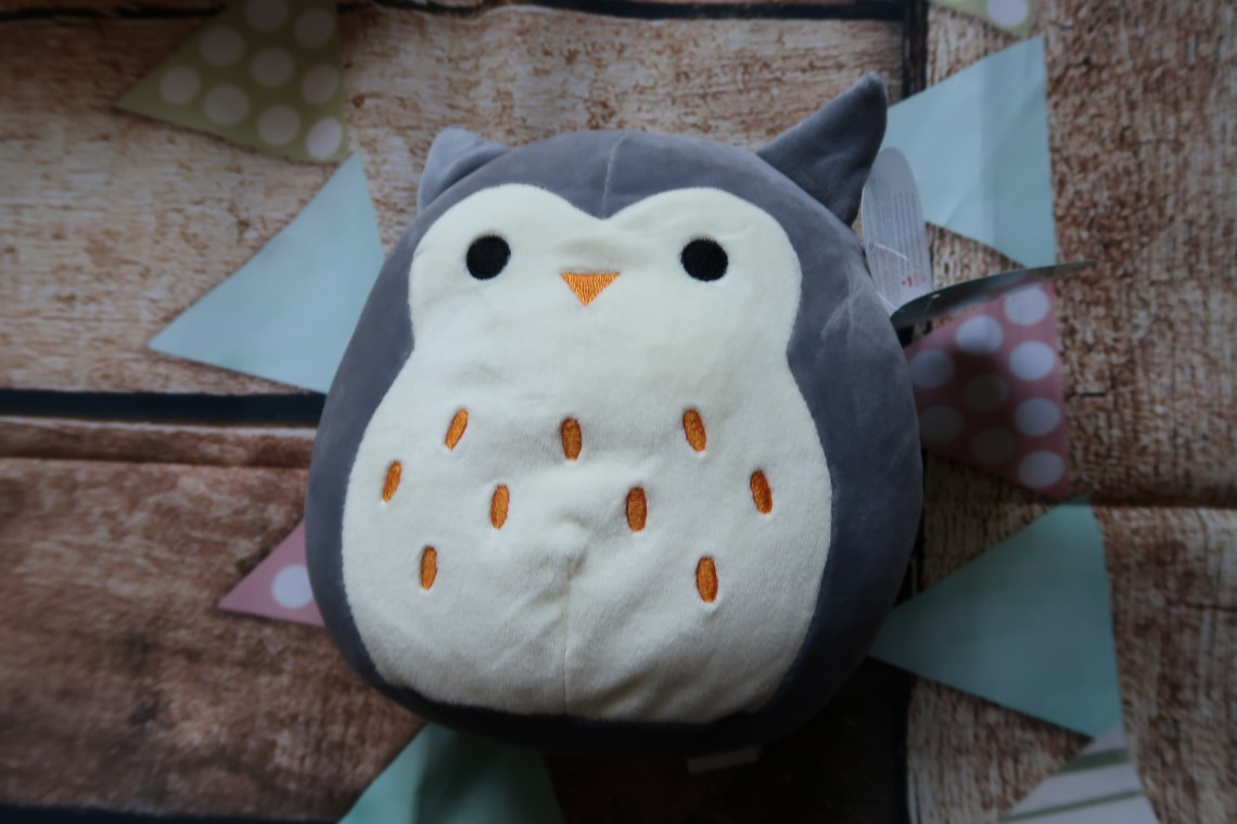 Hoot Squishmallow