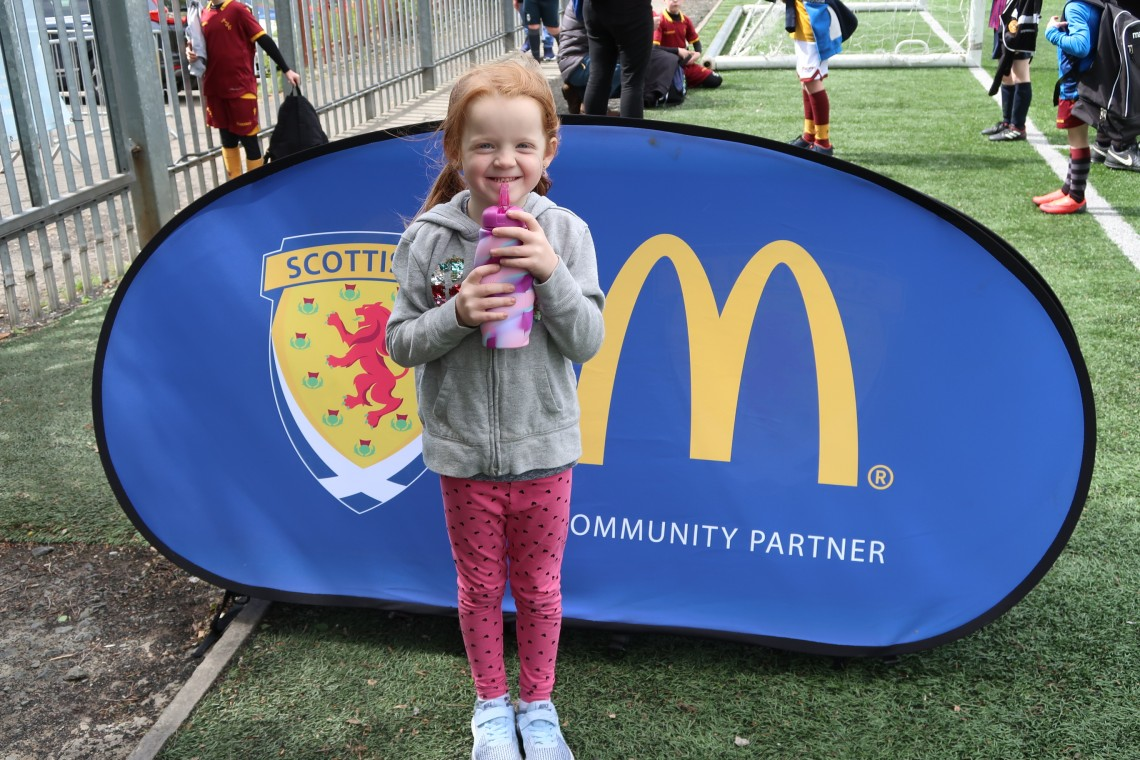 McDonald's Fun Football Motherwell