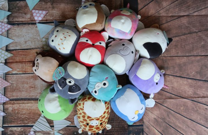 Squishmallows