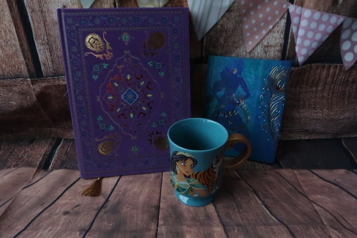 Aladdin NoteBook and Mug