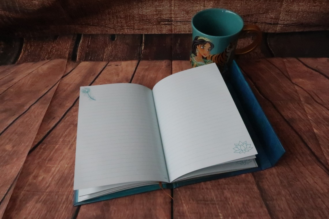 NoteBook And Mug
