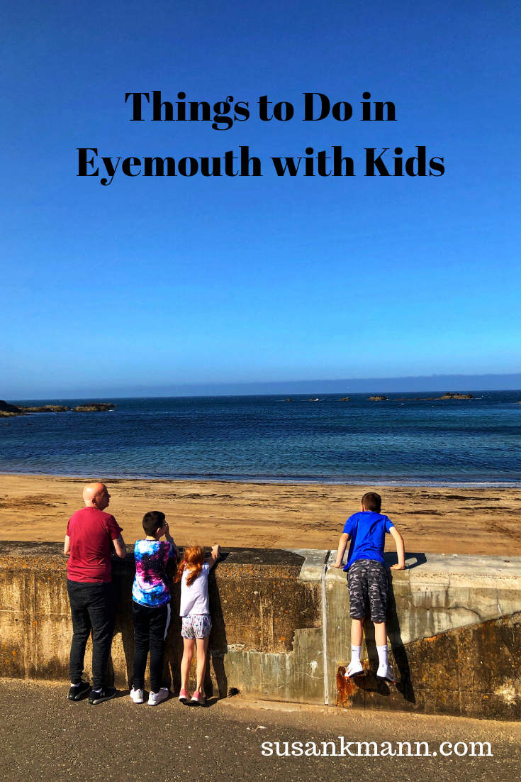 Things to Do in Eyemouth