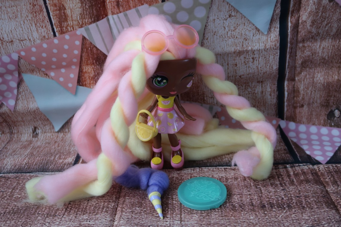 Candylocks Lacey Lemonade Doll