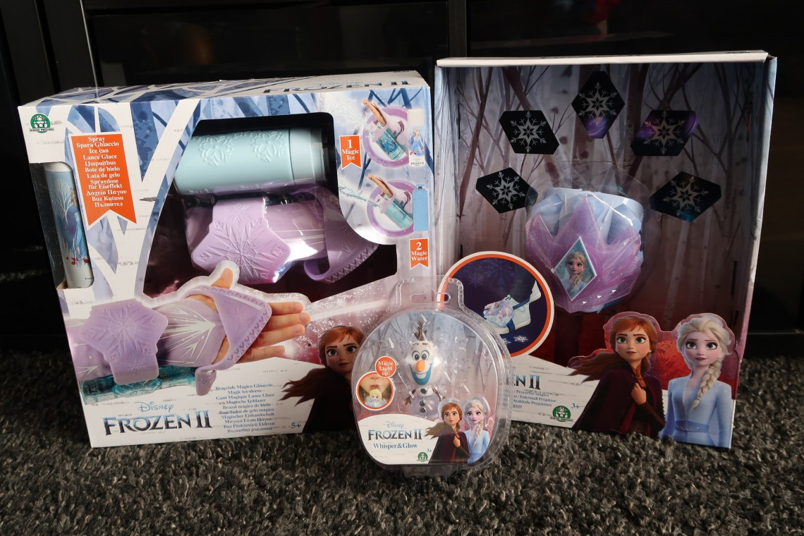 Frozen 2 Ice Sleeve Ice Walker And Olaf