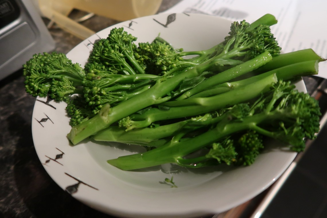 Long Stemmed Broccoli