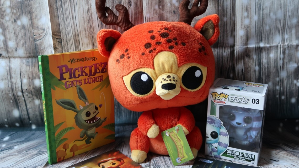 Monsters of Wetmore Forest Items