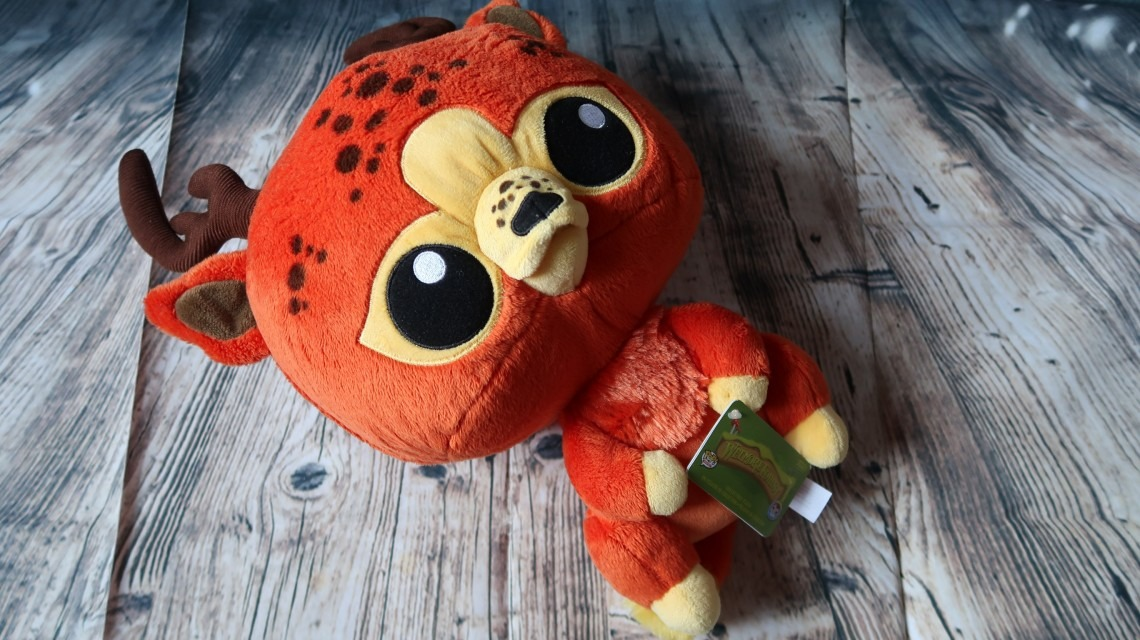 Plush Toy Monsters of Wetmore Forest
