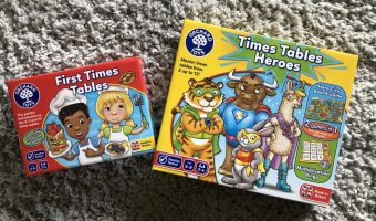 Orchard Toys Times Table Games
