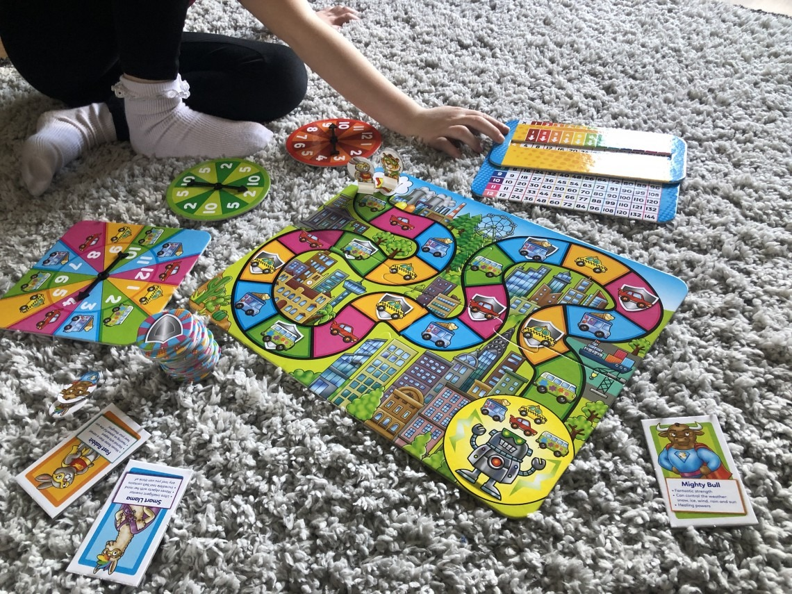 Times Table Hero Game